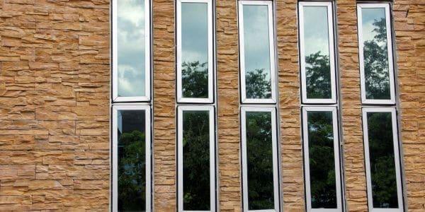 aluminium window london