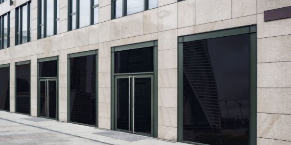 Aluminium Doors glazing