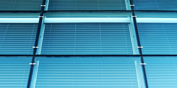 built in blinds