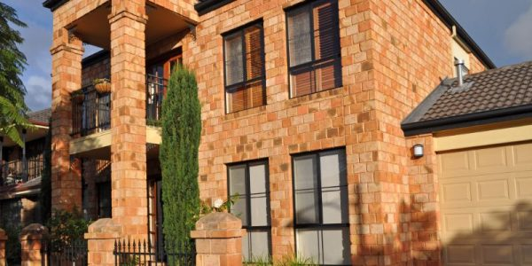 UPVC Coloured Windows