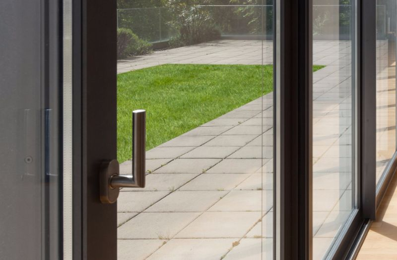 bi-folding and sliding doors