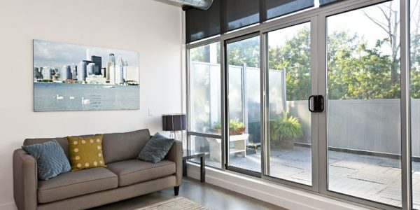 bi-folding and sliding doors