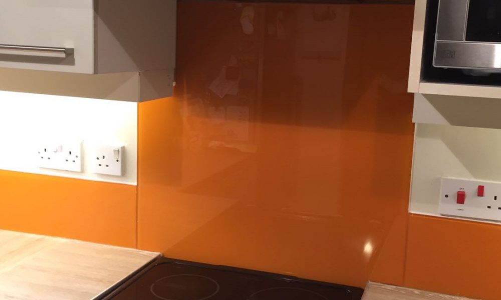 Best Price Glazing color splashback